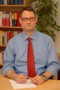 Rechtsanwalt für Arbeitsrecht Stephan Haskamp